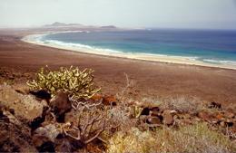 Famara im Westen von Lanzarote